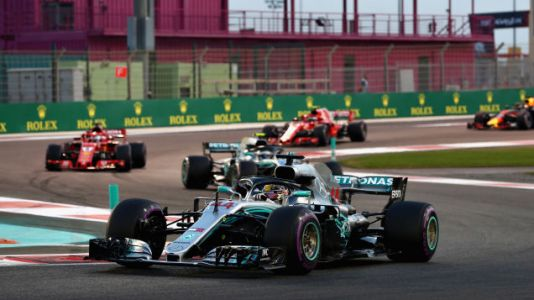 Why You're Not Going to See Mercedes or Ferrari in Netflix's Formula One Documentary