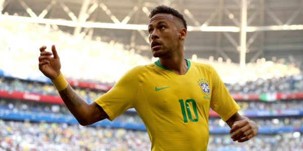 Neymar did something Messi and Ronaldo both failed to do - he led his team to the World Cup quarterfinals with a dominating performance