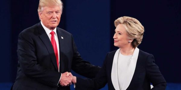 Why does Trump get away with corruption? Because Bill and Hillary Clinton normalized it