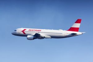 Austrian Airlines continues to fly to the USA