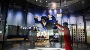 The General Manager of iFLY Indoor Skydiving is all set to launch new tourism venture this year