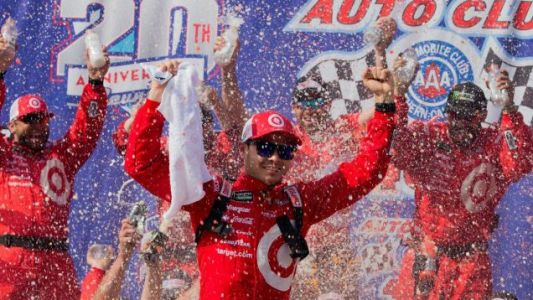 Kyle Larson's Racial Slur Redemption Tour Continues With NASCAR Reinstatement