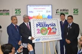 Tourism Ministry has opened contest to redesign the Visit Malaysia 2020 logo