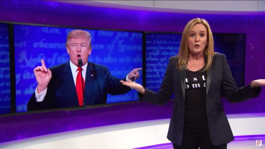 Samantha Bee should be criticized - just not by Trump supporters