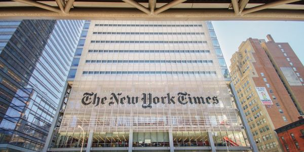 The New York Times corrected its estimate of the crowd size at a Trump rally after Trump complained