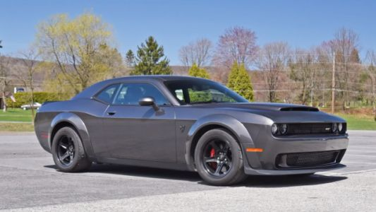 The Dodge Demon Is The Internal Combustion Engine In Final Form