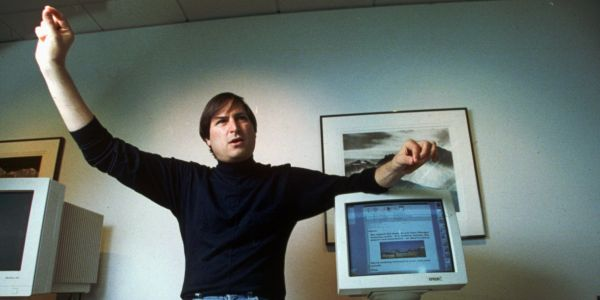 Watch a recently rediscovered Steve Jobs lecture where he talks about leaving Apple and what he's learned about management