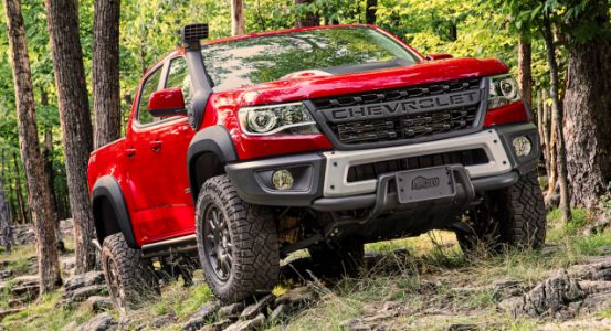 The 2019 Chevy Colorado ZR2 Bison Will Start at $48,045