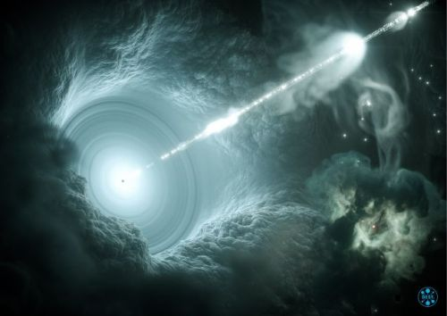 Cosmic Ray Mystery Finally Cracked Thanks to Supermassive Black Hole Beaming Energy Straight at Earth
