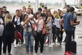 250 tourists jetted in Mombasa for celebrating World Tourism Day