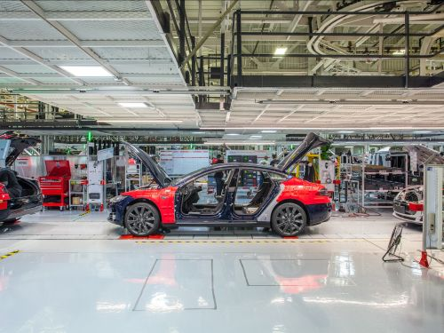 Tesla's new assembly line in a tent is unprecedented - but it doesn't necessarily spell doom for the company