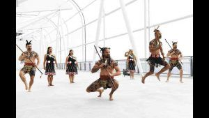 Learn to haka at Eden Park on New Zealand's hallowed rugby ground