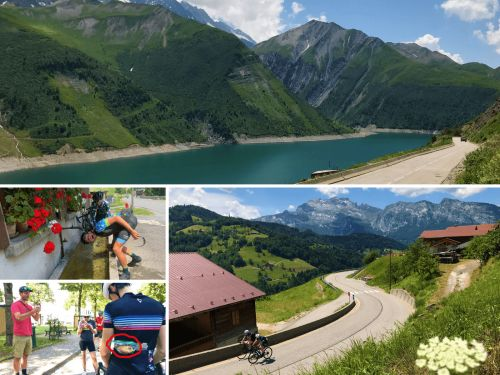Life of a Guide: Riding in the Alps