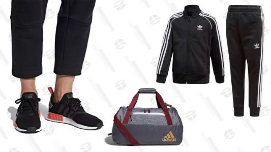 Stock Up On Striped Sneakers and More With 30% Off Sitewide at Adidas