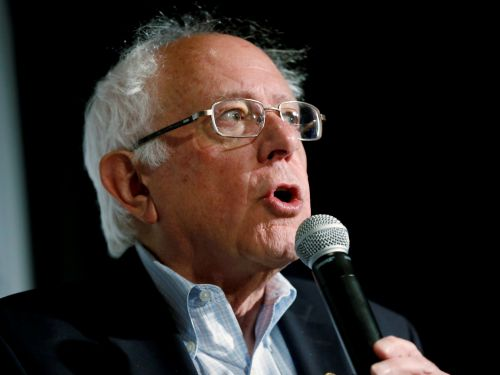 Bernie Sanders accuses Walmart of paying 'starvation wages,' attacks the CEO's pay, and praises Amazon