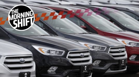 Unsold New Cars Are Overflowing Into Empty Shopping Centers and Fields