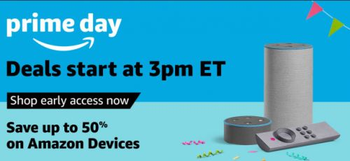 Amazon's Prime Day Device Deals Started Early, and They're Unprecedented