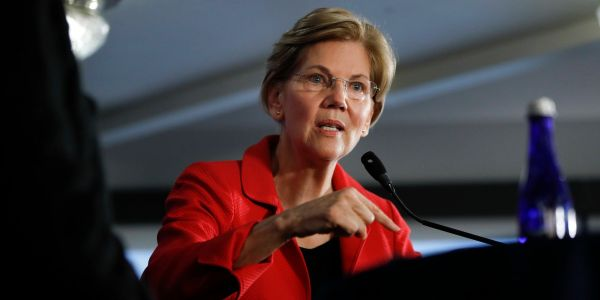 A solid majority of Massachusetts voters don't want Elizabeth Warren to run for president in 2020