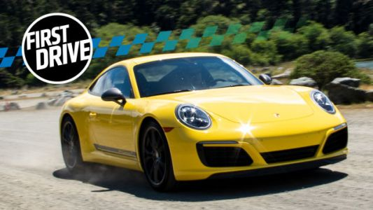 The 2018 Porsche 911 Carrera T Is So Pure It Hurts