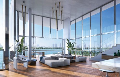 Penthouse, Monad Terrace, Miami