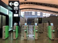 Vision-Box launches new automated pre-security gates at the Kansai International Airport