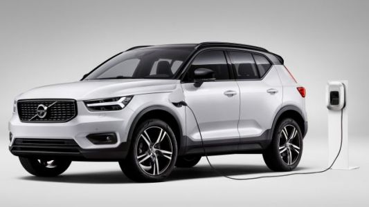 The Volvo XC40 Is Getting an All-Electric Version This Year: Report