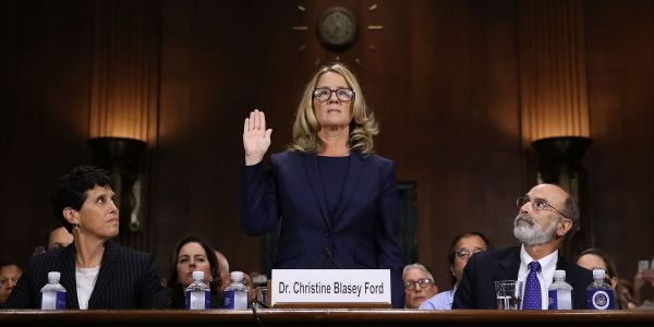 Attorneys for Christine Blasey Ford say their client is not interested in seeing Brett Kavanaugh impeached from the Supreme Court