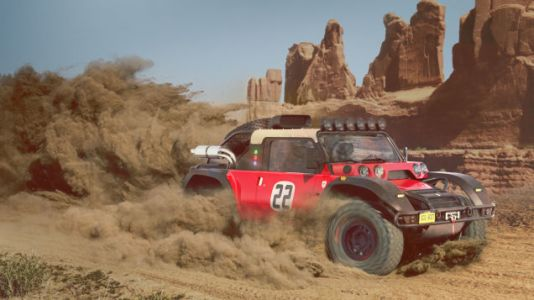 Scuderia Cameron Glickenhaus Wants to Send Its Badass Race Buggy to the Baja 1000