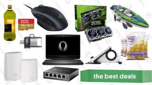 Monday's Best Deals: Laptop Gold Box, Smart Locks, Under-the-Desk Elliptical, and More
