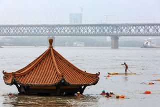 It Was the First Coronavirus Hot Spot. Now, a Chinese Province Faces Big Floods