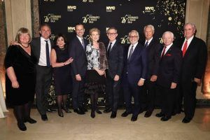 NYC & Company Foundation's 18th Annual Visionaries & Voices Gala