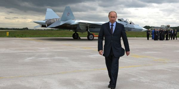 Russia is about to put on a massive military show of force - here's what to watch for