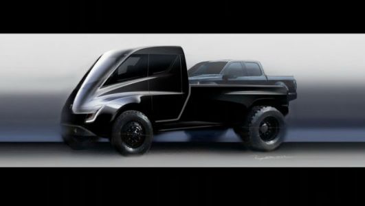 We Might See A Tesla Pickup Truck This Summer