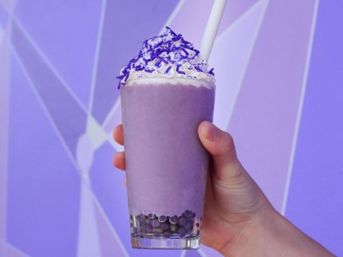 The popular Purple Wall at Disney World just got its own signature slushie - and your Instagram will never be the same