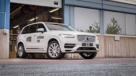 Volvo Plans Autonomous XC90 You Can 'Eat, Sleep, Do Whatever' In By 2021