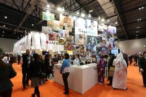 The Asia Region of WTM London hosts almost 186,000 meetings