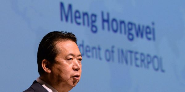 'You listen, but you don't speak:' Wife of missing former Interpol chief says Chinese agents threatened her over the phone