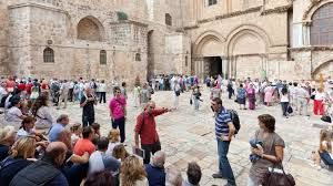 Last year, over 4 million tourists visited Israel!