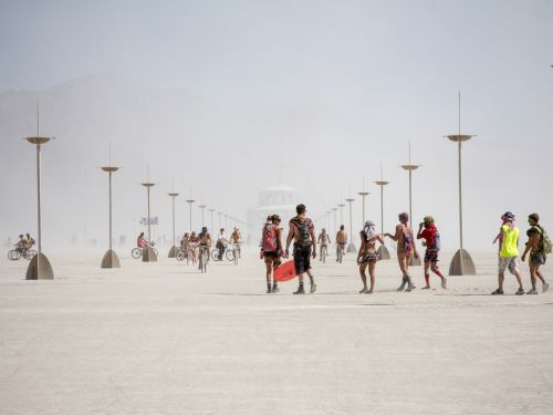Burning Man was just canceled for the first time ever. Here's how much people are willing to spend on the 'commerce-free' festival, from $425 tickets to $14,000 private planes