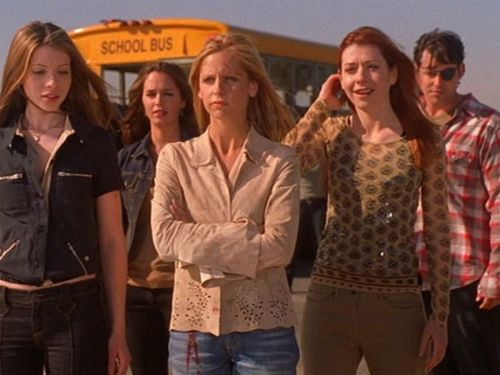 A 'Buffy the Vampire Slayer' reboot is on the way - with a more diverse cast