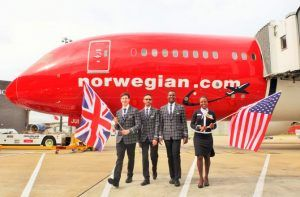 Norwegian Begins Release of Sizzling Hot Fares to the USA for Summer 2020 from Under £160
