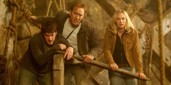 'National Treasure' franchise director wants to make a third movie, but fears it would only appear on Disney's new streaming service