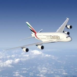 The Emirates A380 to take centre stage at the Saudi International Airshow