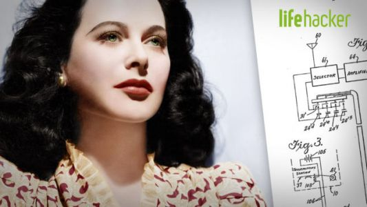The Amazing Story of Hedy Lamarr, Movie Star and Prolific Inventor