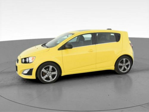 At $11,990, Does This 2016 Chevy Sonic RS Turbo Sound Like A Good Deal?