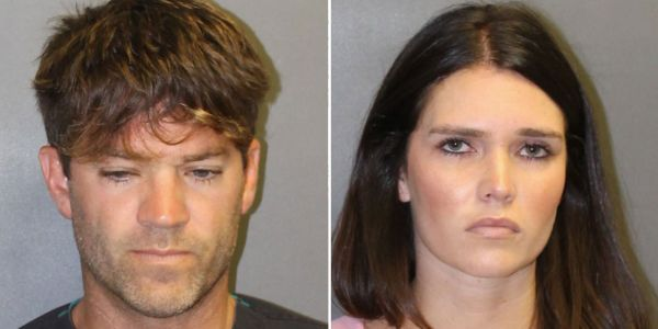 A doctor who was on reality TV and his girlfriend have been charged with drugging and raping 2 women
