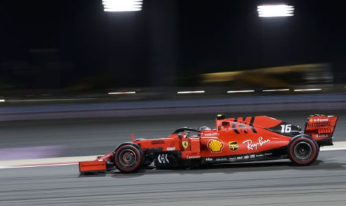 Another Mercedes 1-2 in Bahrain Spells Heartbreak for Young Polesitter Charles Leclerc