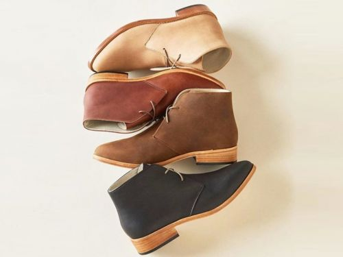 These Instagram-famous chukka boots are ethically made - and they require zero break-in time