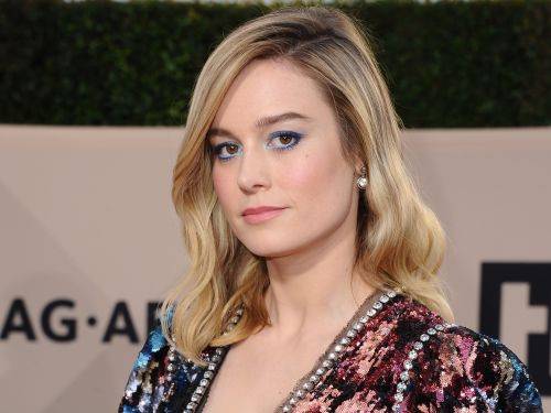 "Brie Larson fought back after being told by fans to ""smile more"""