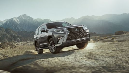 The 2020 Lexus GX 460's Spindle Grille Is More Gaping Now Than Ever